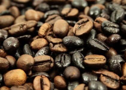 Roasted Coffee Beans Provide One Real Taste!