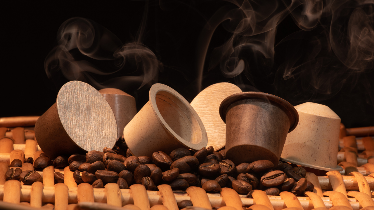 Compostable Coffee Pods To Start A Great Day