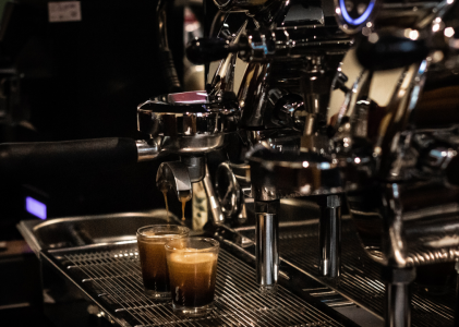 Have you ever wanted an Espresso machine for your perfect day?