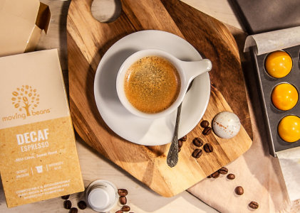 Sustainable Decaf Espresso Pods